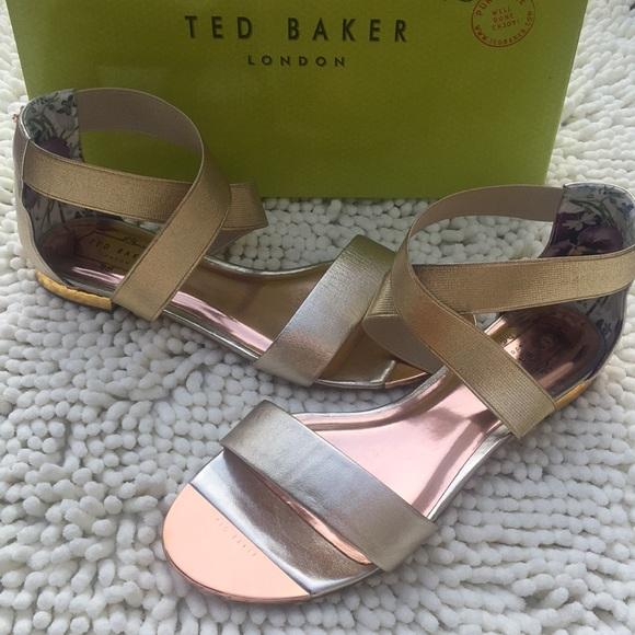 aa809c18d8da6 ... Ted Baker Laana Sandals new arrive 7f0bb e3f29  Entangled Enchantment  Shopper Bag And Flip Flop ...